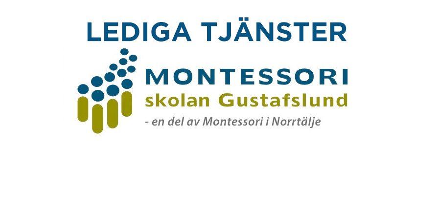 Montessori lediga tjänster